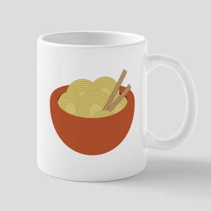 Bowl Of Noodles Mugs