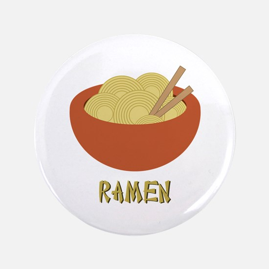 """Ramen 3.5"""" Button"""