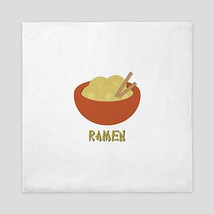 Ramen Queen Duvet
