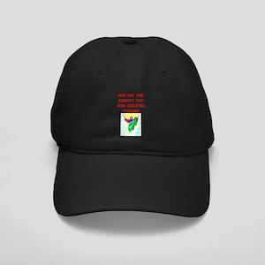 PICKERS Black Cap