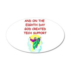 TECHSUPPORT.png Wall Decal