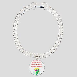 BOARDGAMES Charm Bracelet, One Charm