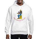 D.O.I. with Child Hooded Sweatshirt