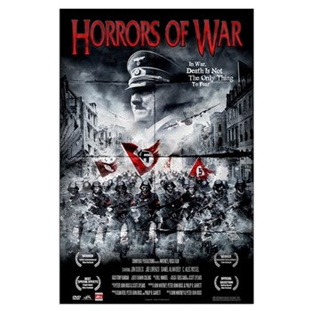 Large HORRORS OF WAR Poster