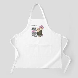 Aunty Acid: Lettuce Diet Apron