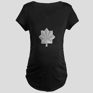MAJOR LT COLONEL Maternity T-Shirt