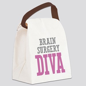Brain Surgery DIVA Canvas Lunch Bag