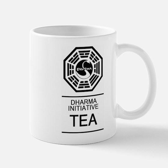 Cute Dharma initiative Mug