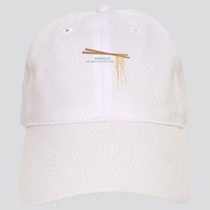 Noodles Are Good For The Slow! Baseball Cap