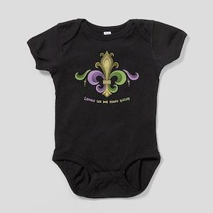 Laissez De Lis Baby Bodysuit
