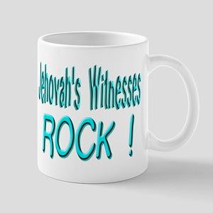 Jehovah's Witnesses Rock ! Mug
