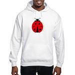 Ladybug Hooded Sweatshirt