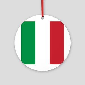 Team Italy Ornament (Round)