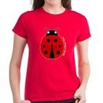 Ladybug Women's Dark T-Shirt