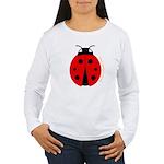 Ladybug Women's Long Sleeve T-Shirt