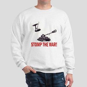 Stomp The War! Sweatshirt