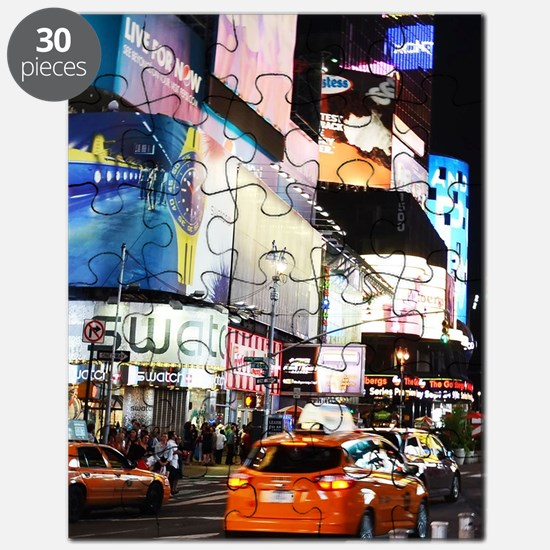 NYC at Night Puzzle