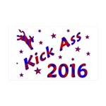 Kick Ass 2016 Wall Decal