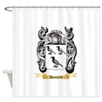 Ivantyev Shower Curtain