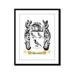 Ivanovic Framed Panel Print