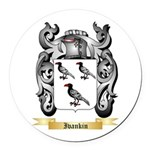 Ivankin Round Car Magnet