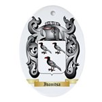 Ivanitsa Ornament (Oval)