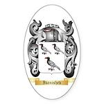 Ivanishev Sticker (Oval 50 pk)