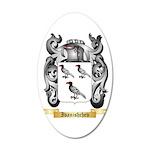 Ivanishchev 20x12 Oval Wall Decal