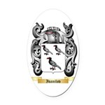 Ivanilov Oval Car Magnet