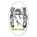 Ivanikhin Sticker (Oval)