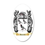 Ivanets 20x12 Oval Wall Decal