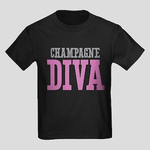 Champagne DIVA T-Shirt