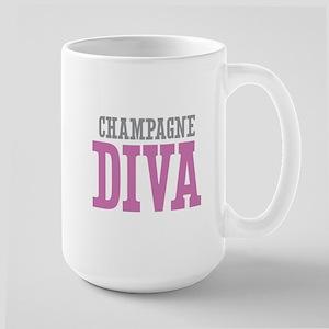 Champagne DIVA Mugs