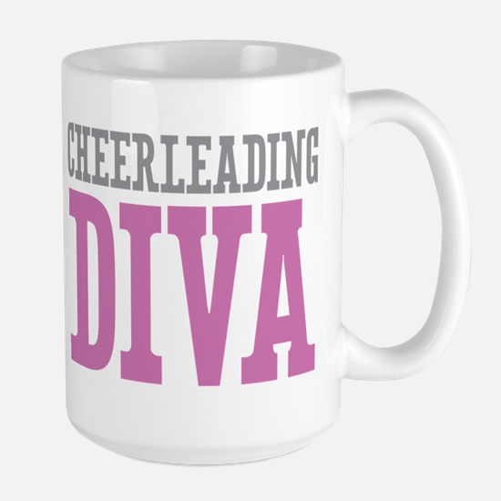 Cheerleading DIVA Mugs