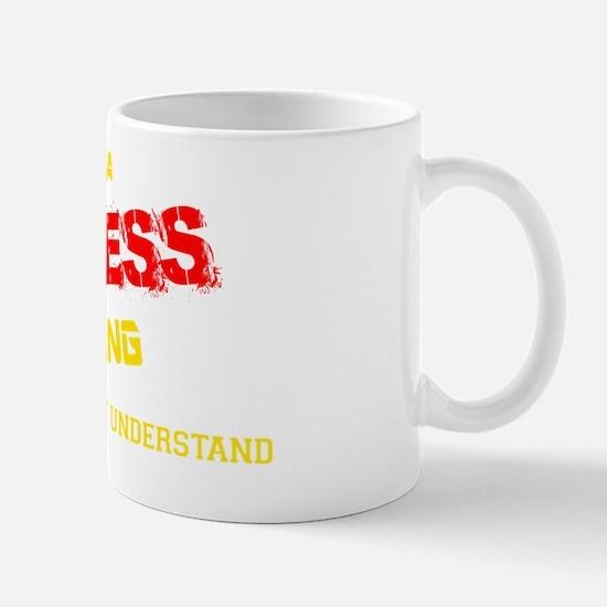 Cute Buress Mug