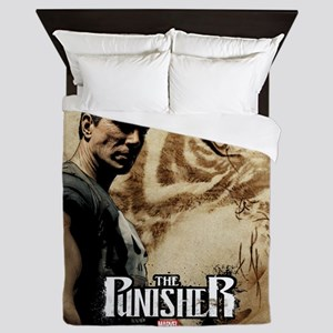 Punisher Tiger Queen Duvet