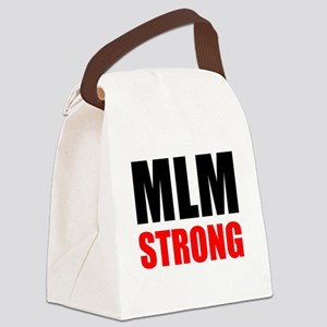 MLM Strong Canvas Lunch Bag