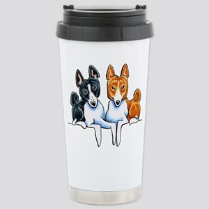 Basenji Buds Travel Mug