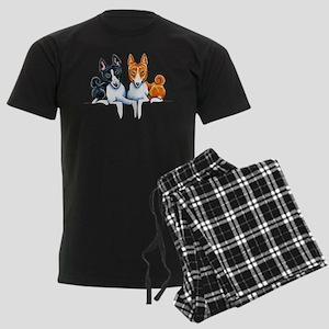 Basenji Buds Pajamas