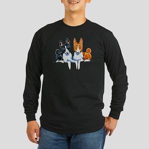 Basenji Buds Long Sleeve T-Shirt