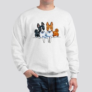Basenji Buds Sweatshirt