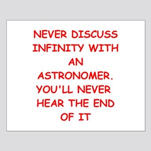 ASTRONOMER Small Poster