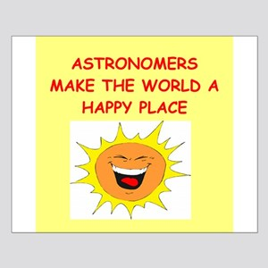 ASTRONOMY Small Poster
