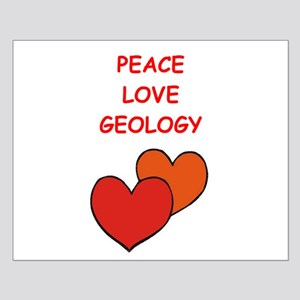 GEOLOGY Small Poster