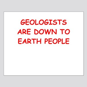 GEOLOGY2 Small Poster