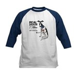 Tattoos Kid's Baseball Jersey