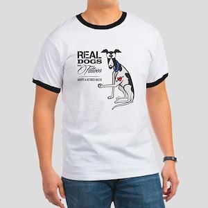 Tattoos Ringer T-Shirt