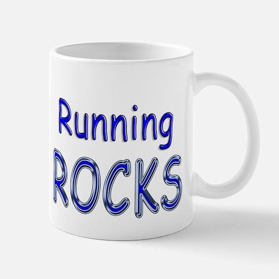 Running Rocks Mug