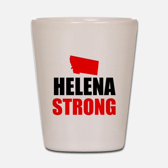 Helena Strong Shot Glass