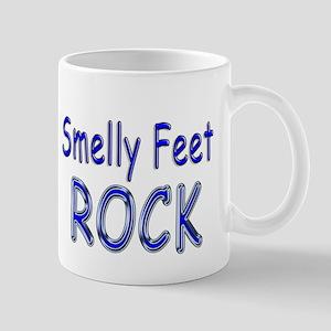 Smelly Feet Rock Mug
